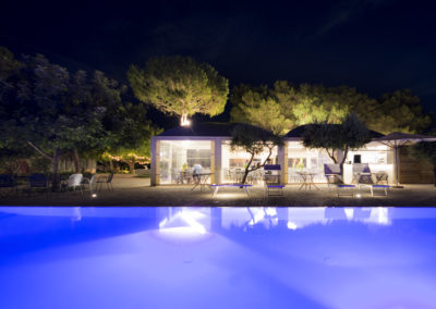 Hotel Garden vista piscina