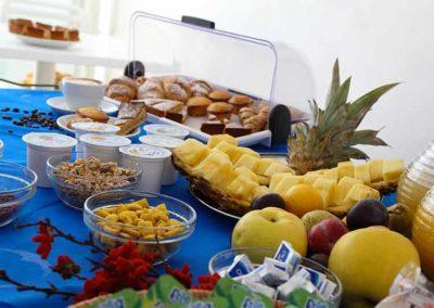 Hotel Beach - buffet colazioni
