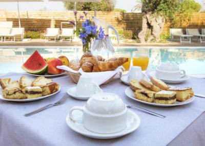 Hotel Garden colazione
