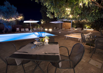 Hotel Garden piscina e ristorante