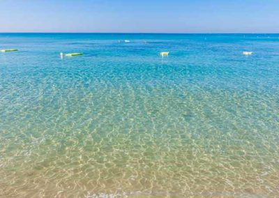 Hotel Beach - spiaggia Pescoluse