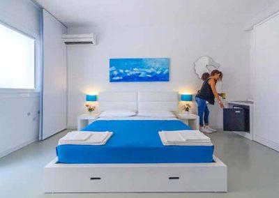 Hotel Beach - camera matrimoniale