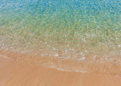 Hotel Beach - acqua cristallina