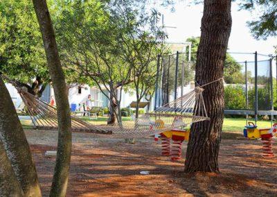 Hotel Garden - area giochi bambini
