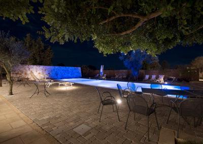 Hotel Garden, relax notturno